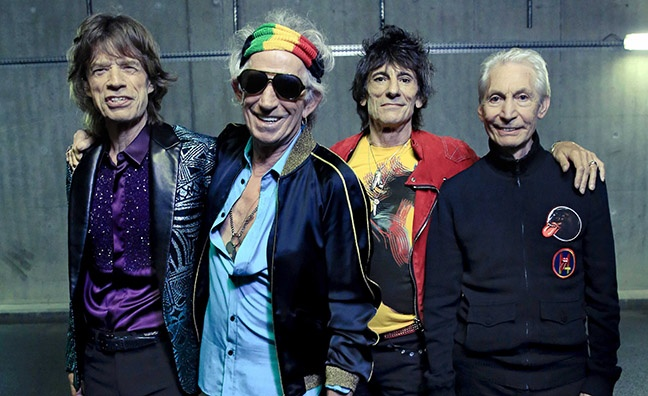 The Rolling Stones announce UK stadium tour