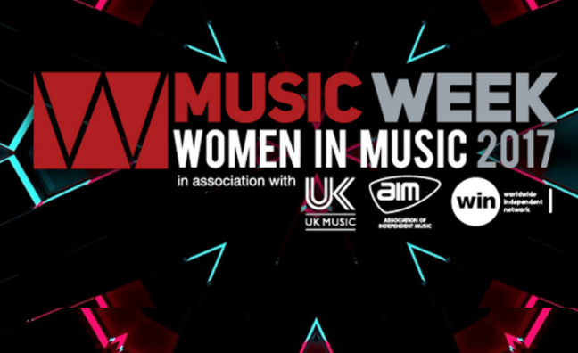 Absolute signs up to Women In Music Awards