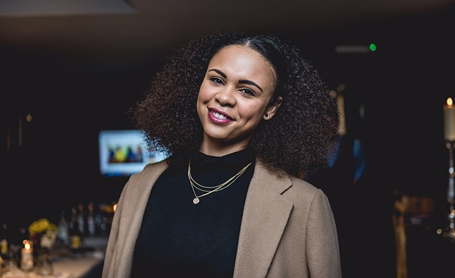 Rising Star: Meet Sony Music UK's Parris O'Loughlin-Hoste