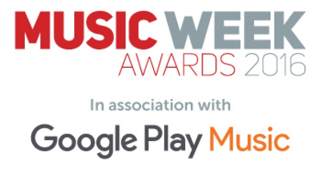 Music Week Awards 2016 - all the winners