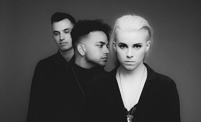'It's been busy, chaotic, and messy... but beautiful': Pvris' Lynn Gunn on their remarkable rise to fame