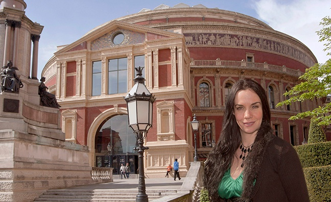 Royal Albert Hall's Lucy Noble confirmed as new National Arenas Association chair