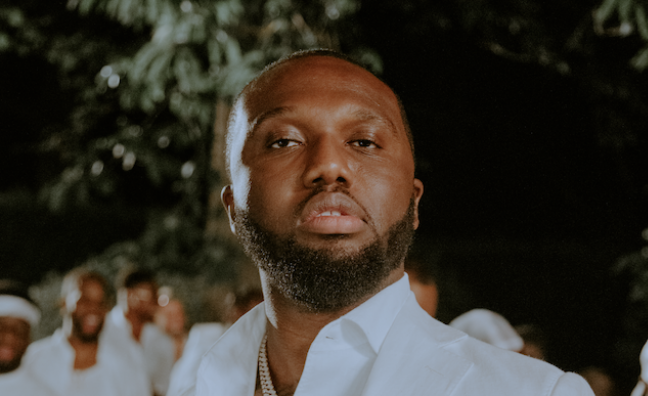 Headie One salutes No.1 success with Edna