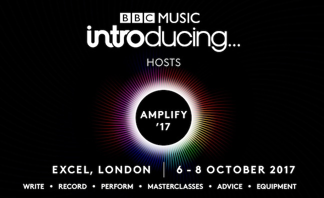 BBC Music Introducing hosts Amplify line-up unveiled