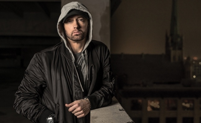 International charts analysis: Eminem dominates global markets