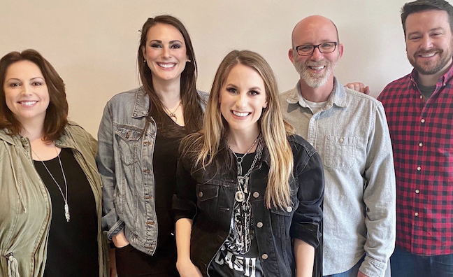 UMPG signs Meghan Trainor, Garth Brooks and Lady Antebellum songwriter Caitlyn Smith to global publishing deal