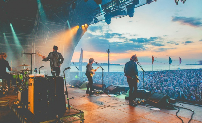 Liverpool Sound City joins new network of European showcase festivals