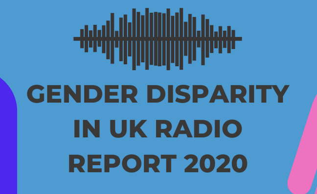 New study reveals gender disparity in UK radio