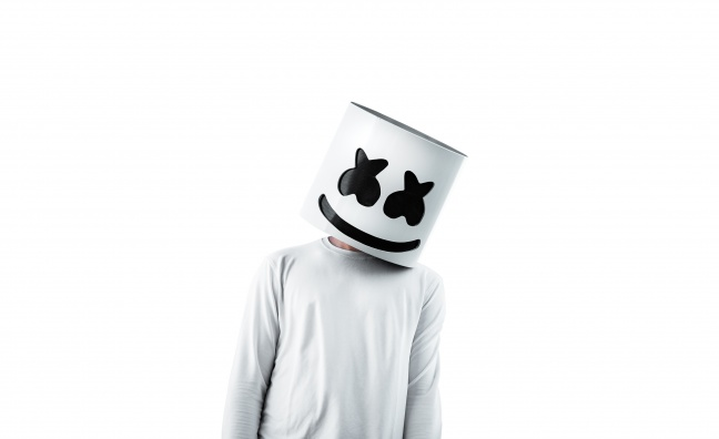 Marshmello signs with WME