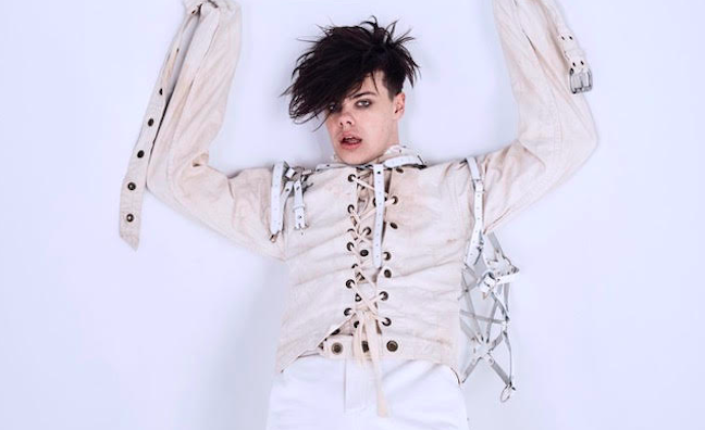 Yungblud debuts in Music Moves Europe Talent chart Top 5