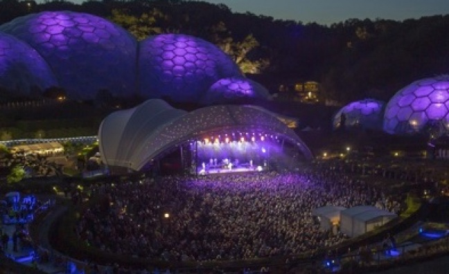 The Eden Project teams with AEG Presents on the Eden Sessions
