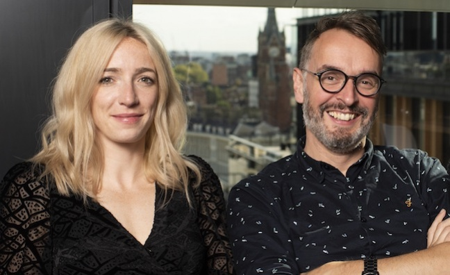 Tom Lewis and Laura Monks named co-MDs at Decca
