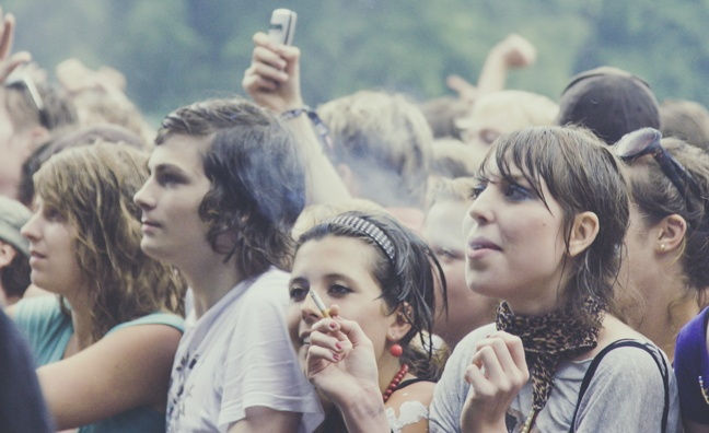 UK festival market being driven by 'super fans'