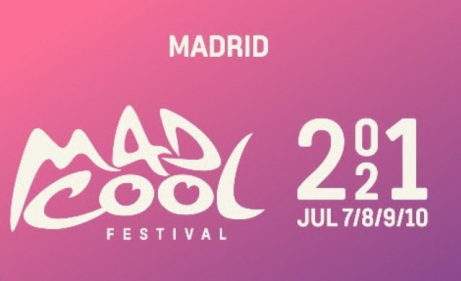 Covid-19 music industry update: Mad Cool 2021 announcement, Classic gig posters campaign, and Tencent global concert