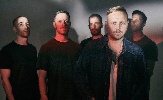 Architects praise the UK heavy music scene as they hit No.1