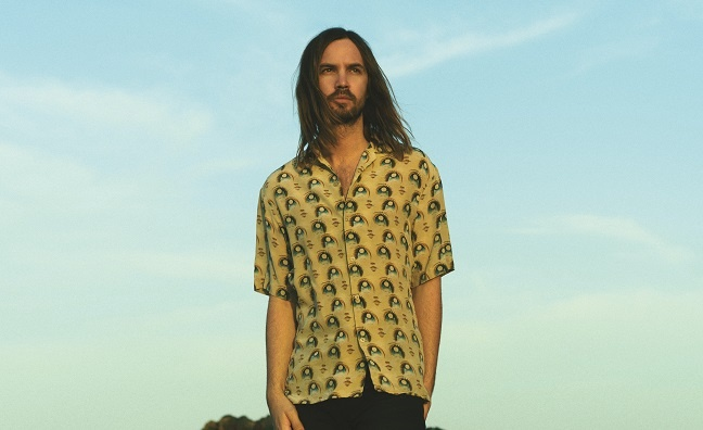 Fiction Records MD Jim Chancellor talks 'mind-blowing' No.1 contender Tame Impala