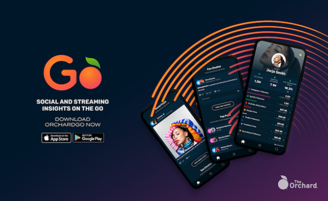 The Orchard unveils OrchardGo social features for artists