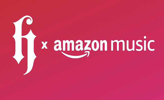 Amazon Music unveiled as headline sponsor of Heavy Music Awards 2020