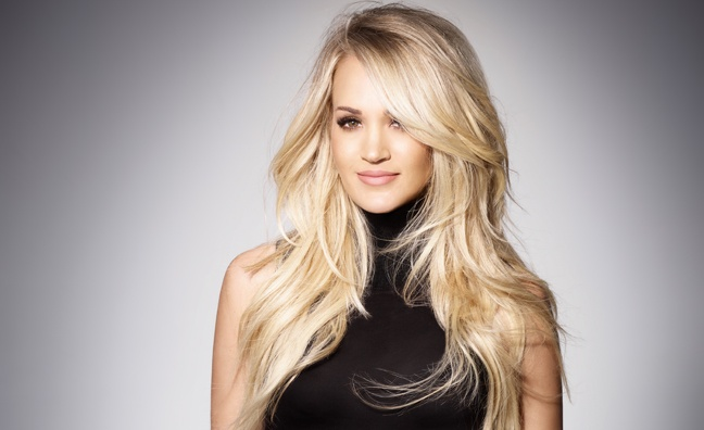 Nashville Treasure: Carrie Underwood - The Music Week Interview