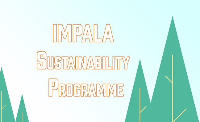 IMPALA launches sustainability programme for European indie sector