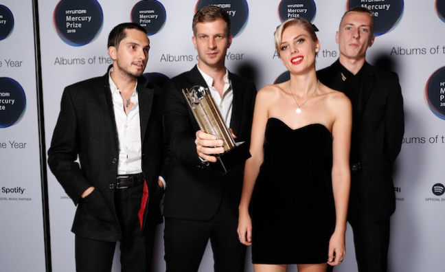 'They represent integrity': Dirty Hit's Jamie Oborne on Mercury winners Wolf Alice