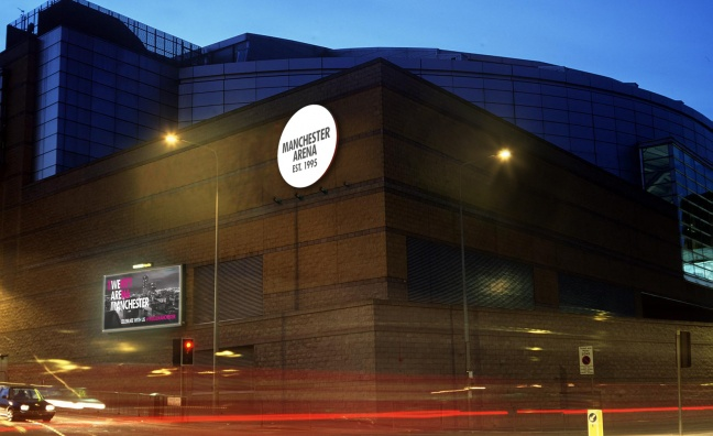 Manchester Arena awarded gold status by Attitude Is Everything