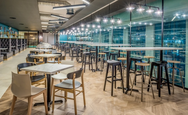 New restaurant and lounge open at SSE Arena, Wembley