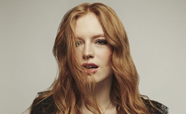 Freya Ridings continues at Music Moves Europe Talent summit