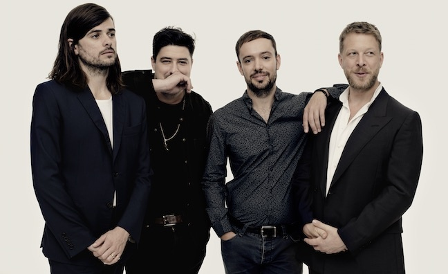 'It's one of those career-defining moments': Island's Guillermo Ramos on Mumford & Sons' sales success