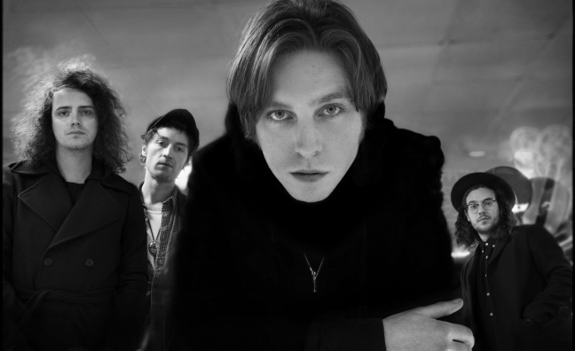 'We do things differently': Manager Marcus Russell on global ambitions for Catfish And The Bottlemen