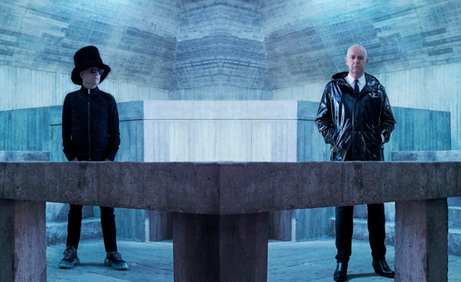 Pet Shop Boys set early albums chart pace