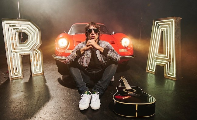 Richard Ashcroft signs to UMPG for global deal