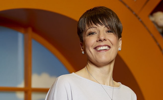 'An outstanding executive': BBC exec Alice Webb appointed CEO at Eagle Rock