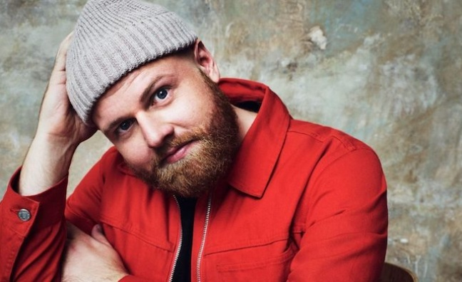 Tom Walker's debut album goes platinum