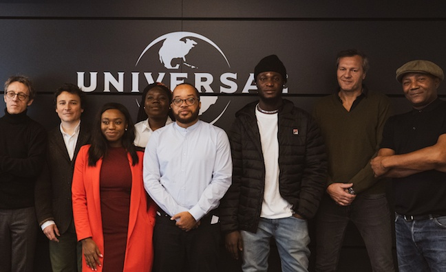 Universal launches strategic partnership with Nigeria's Aristokrat Group
