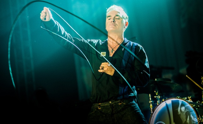 'He's on really good form': BMG's Korda Marshall on Morrissey's comeback