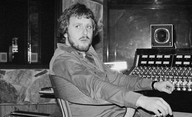 Tributes pour in for Martin Birch, legendary producer dies aged 71