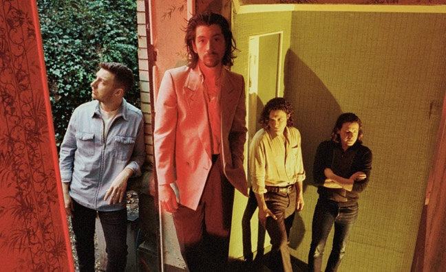 International charts analysis: Arctic Monkeys make early sales impact in dozens of markets