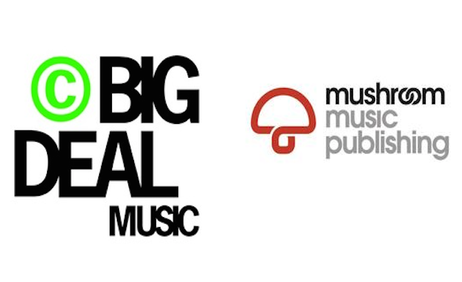 Big Deal announces partnership with Mushroom Music Publishing