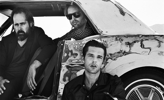 The Killers announce UK stadium concerts for 2018