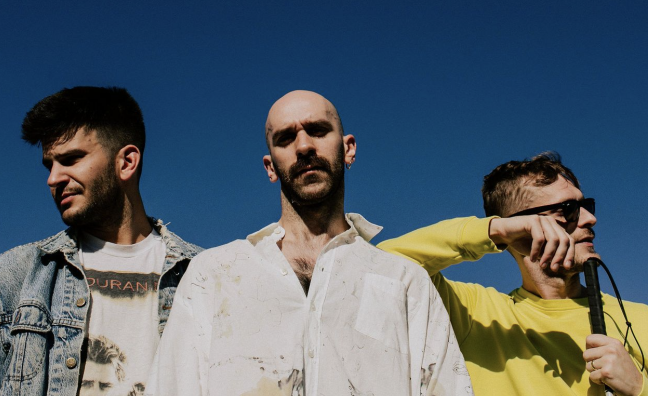 Warner Chappell Music signs X Ambassadors