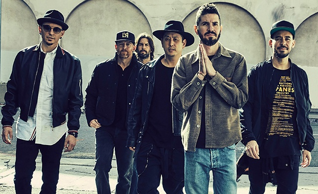 Linkin Park: The Music Week Interview