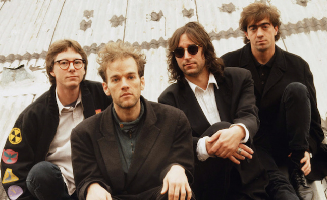 R.E.M. sign US representation deal with SESAC
