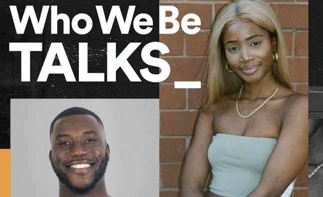 Spotify revamps Who We Be Talks podcast for third series
