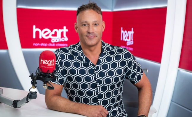 Heart launches club-themed brand extension