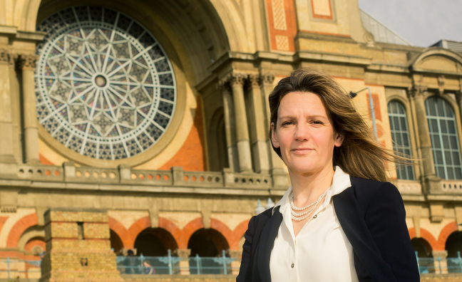 Viewpoint: Alexandra Palace CEO Louise Stewart on the struggles of independent venues
