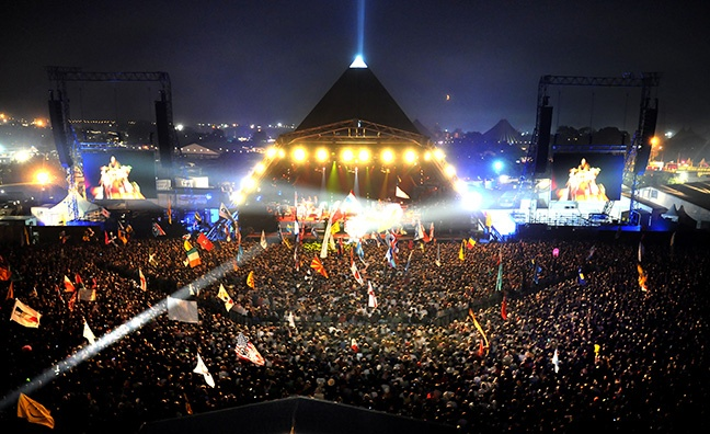'We dive in deep': James Stirling gears up for Glastonbury on the BBC