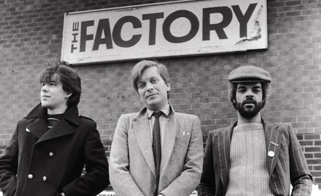 Factory Records, doppio box set per celebrare i 40 anni