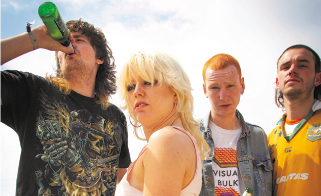 On The Radar: Amyl And The Sniffers
