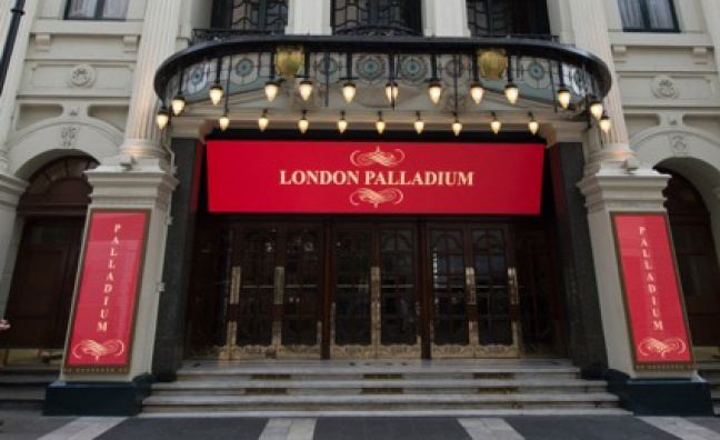 London Palladium appoints KOKO's Mike Hamer as venue manager